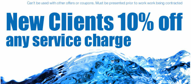 10% Off 24/7 Emergency Plumbers, Rooters, Water Damage Service in Encino